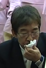 Goto Tadamasa, former head of Goto-gumi