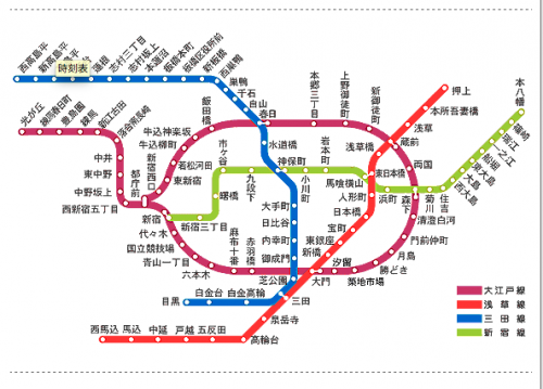 The Tokyo Managed Subway System May Soon Run 24/7