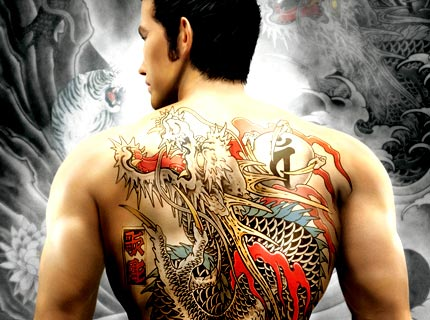 lines of fact and fiction in the Yakuza world (Image from Yakuza 3