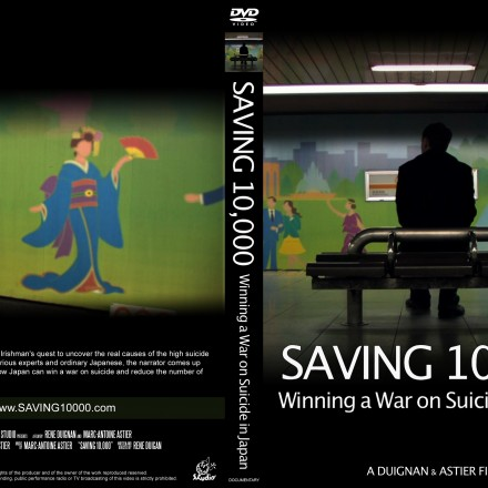 Saving 10,000: Winning A War On Suicide in Japan examines the cultural and financial incentives to commit suicide in Japan.
