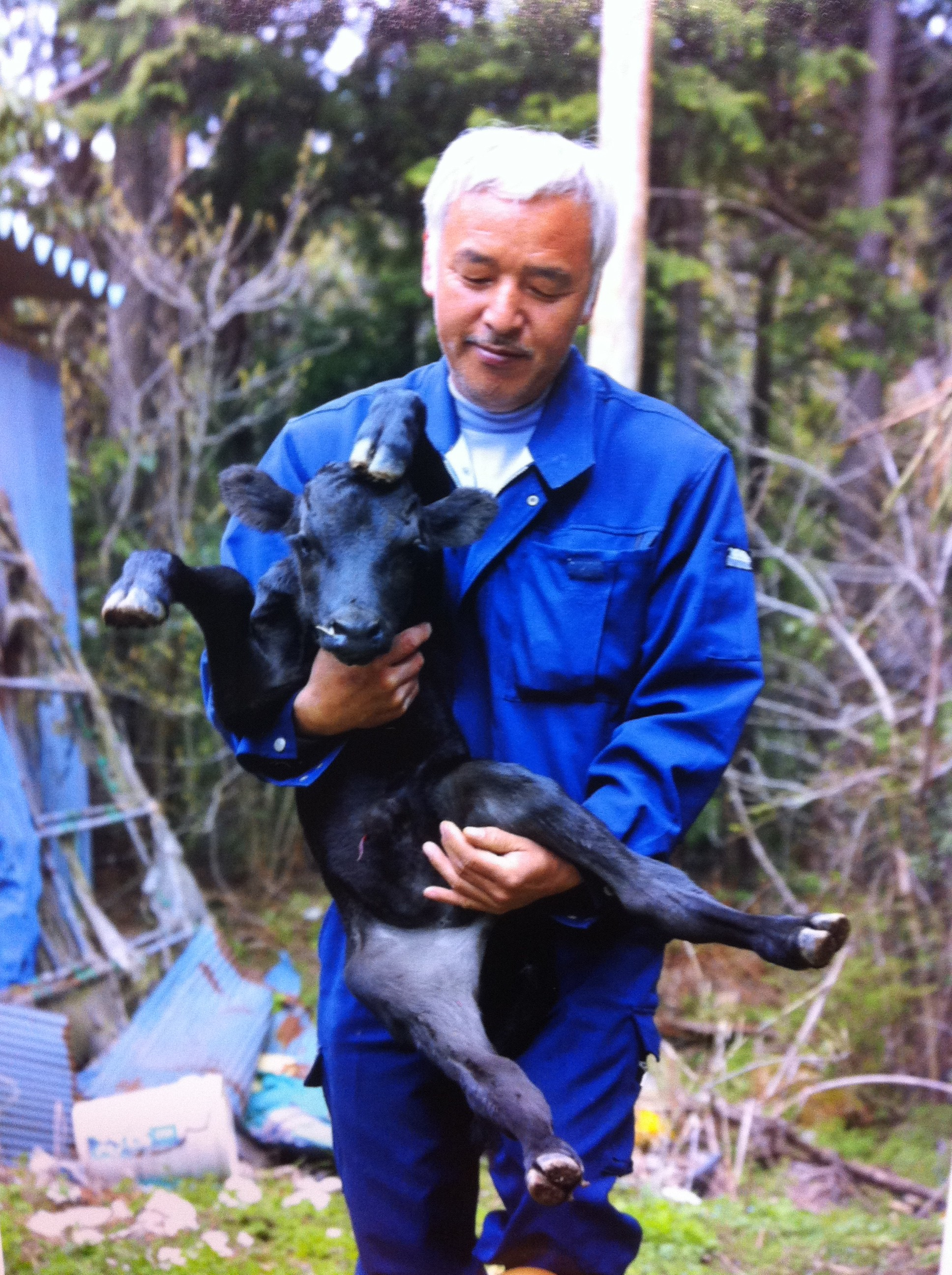 """Life With Zero Electricity: Naoto Matsumura in Fukushima, """"it's Possible"""""""