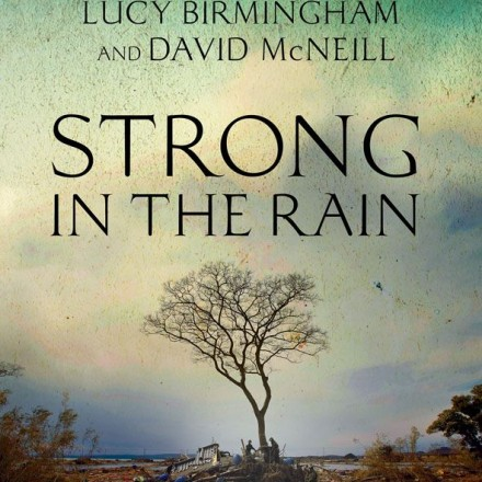 Strong In The Rain is perhaps the best book about the events of 3/11, the aftermath, and the lessons that were learned and should be learned.
