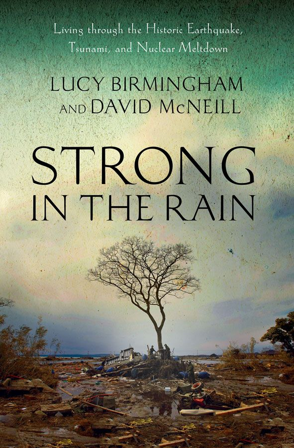 """Strong In The Rain"" shines among books on Japan's 3/11"