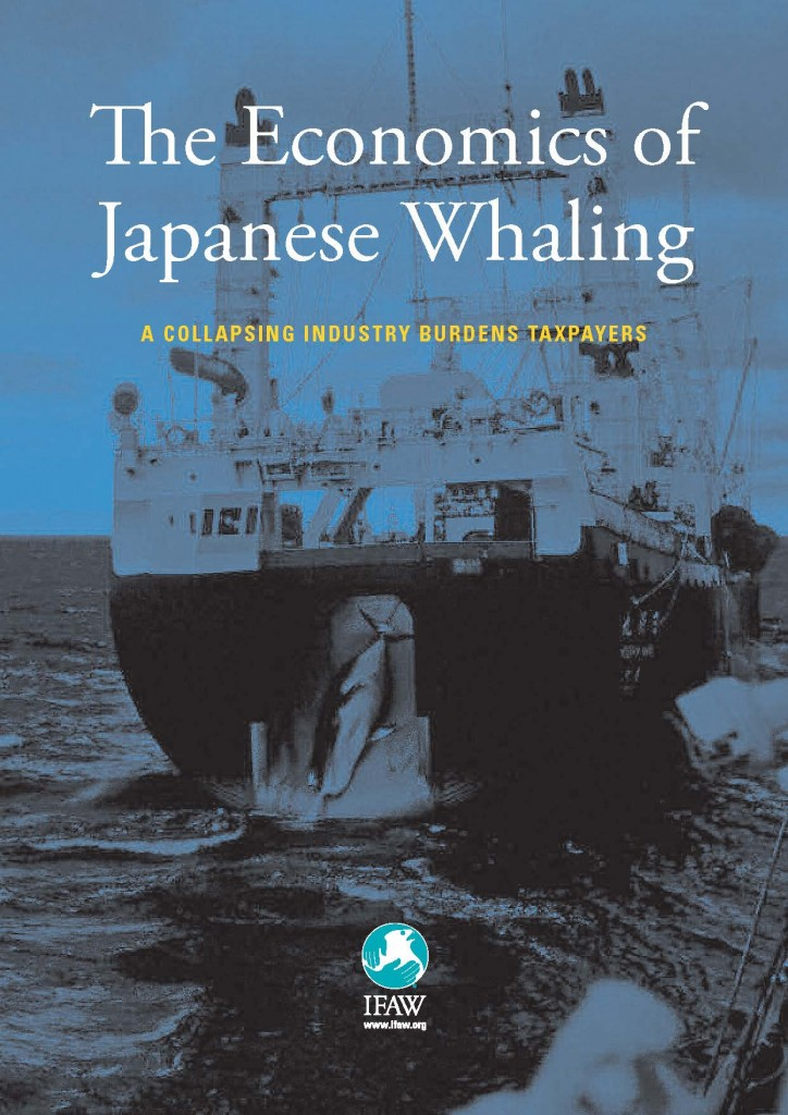 A detailed report on the state of whaling in Japan and its lack of economic or diplomatic benefits for Japan.