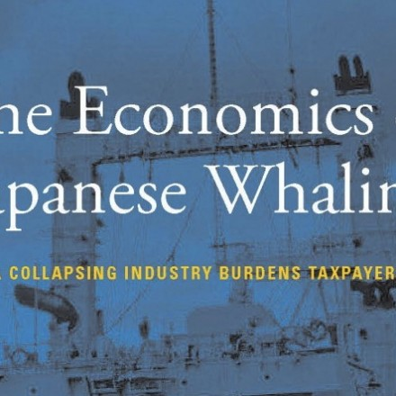 The Economics of Japanese Whaling