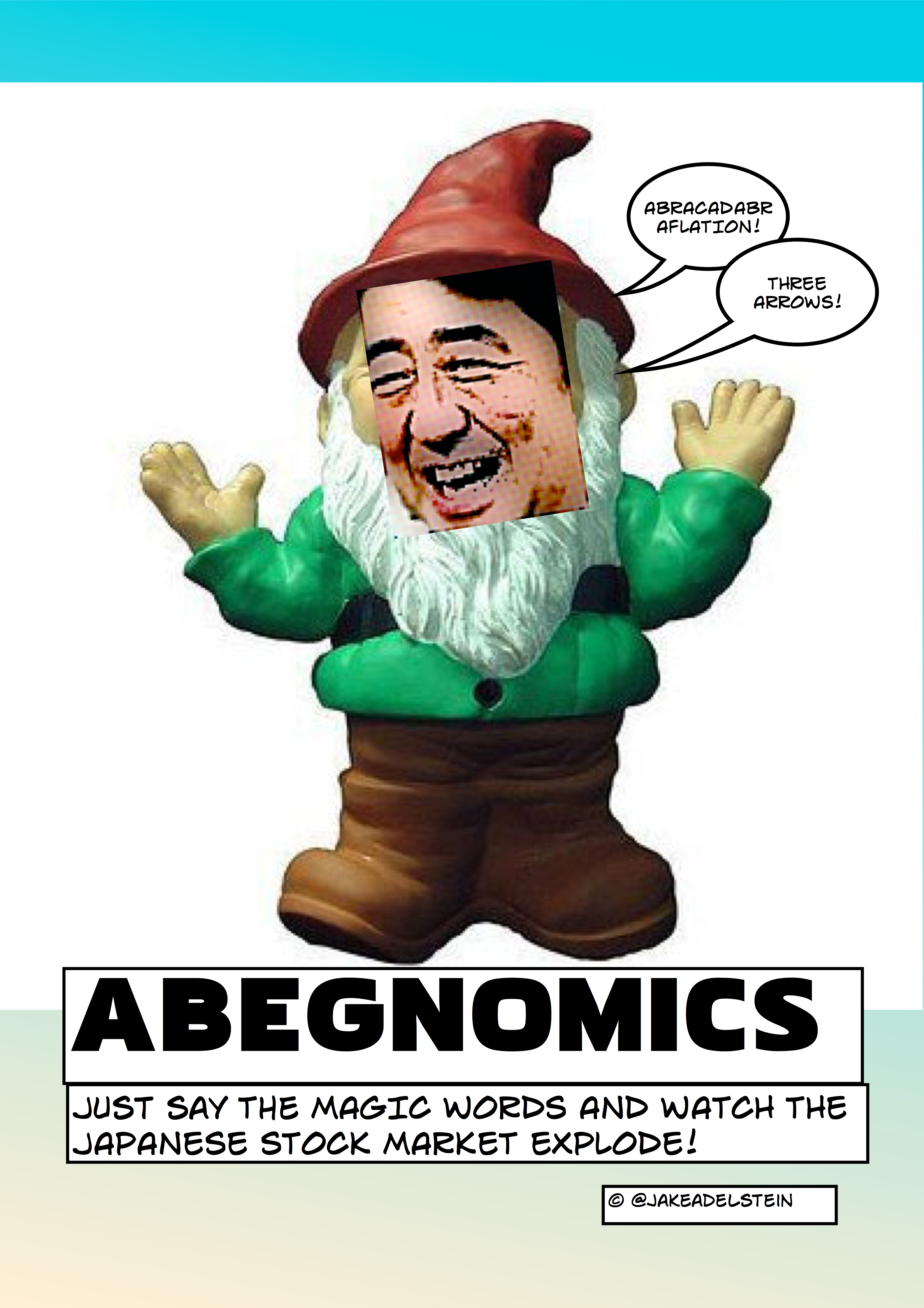 ABEGNOMICS: The Most Magical And Mysterious Economic Policy In The World!