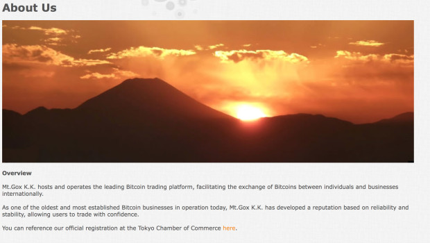 Mt.Gox claimed to be one of the oldest and most reliable Bitcoin exchanges. It didn't quite live up to its PR. It went bankrupt on February 28th.