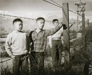 Miyatake Toyo From the series Manzanar War Relocation Center1942-1945 Gelatin silver print 50.8 x 60.8 cm Collection: Tokyo Metropolitan Museum of Photography