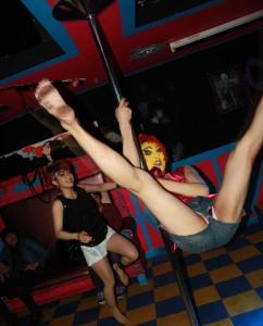 La Carmina blog,japan pole dancer, pole dancing girl