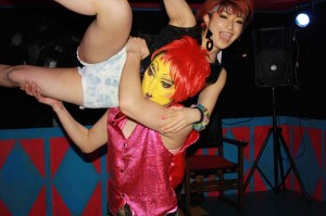 La Carmina blog,drag performance, tokyo lgbt