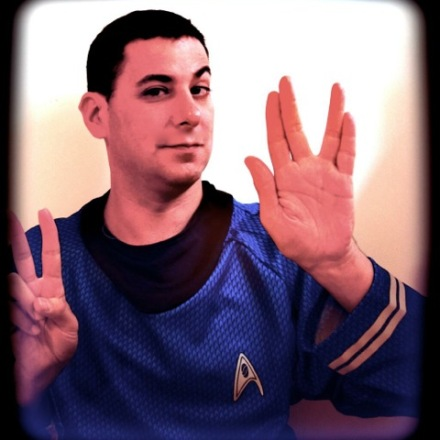 Live long and prosper. Try to stay calm and negotiate on.