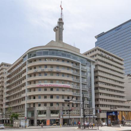 Osaka Asahi Shimbun building