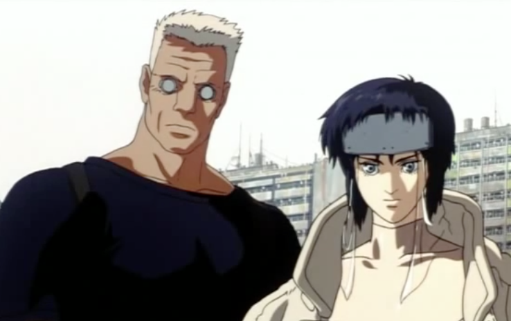 Ghost in the Shell: The Matrix of Sci-Fi Anime
