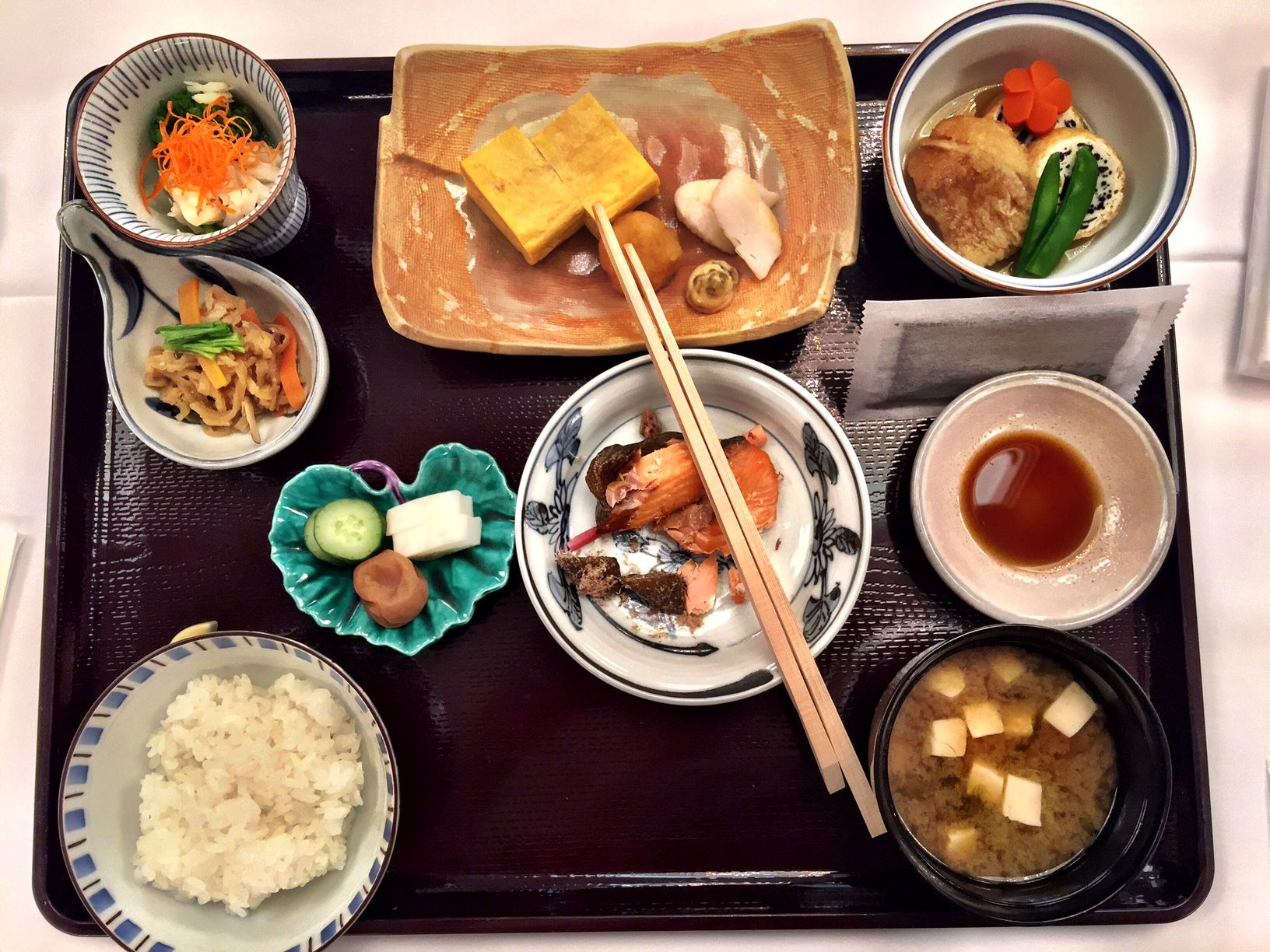 ZEPPIN(絶品) #3/WACHOSHOKU(和朝食) Japanese Breakfast Rules!