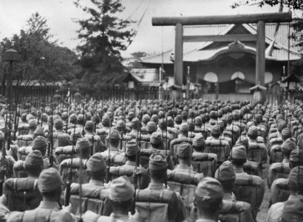 Army and Shinto