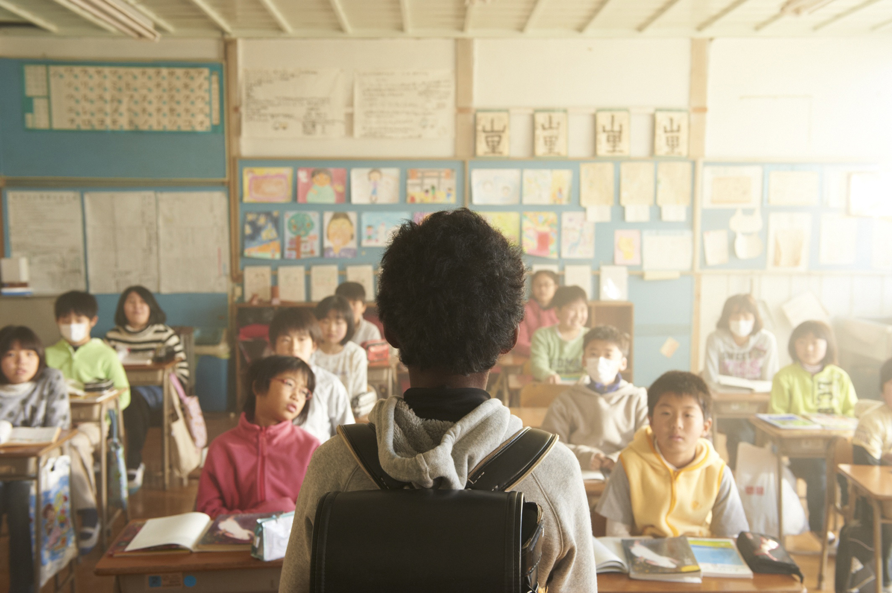 Born With It (生まれつき): Short film captures the angst of being a black child in Japan
