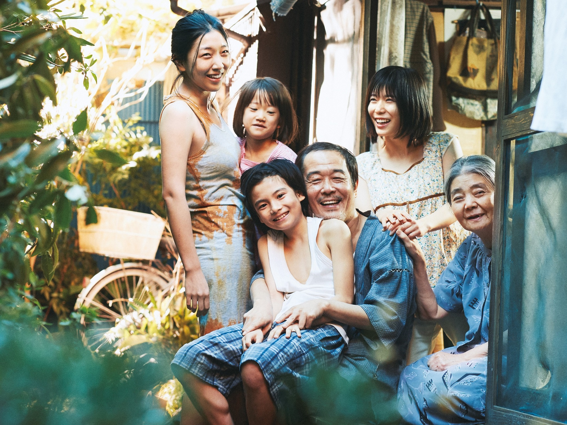 "Update! Larceny Is Part of Family Love in Cannes Winner ""Shoplifters""–Showing With English subtitles on June 21 (木)"