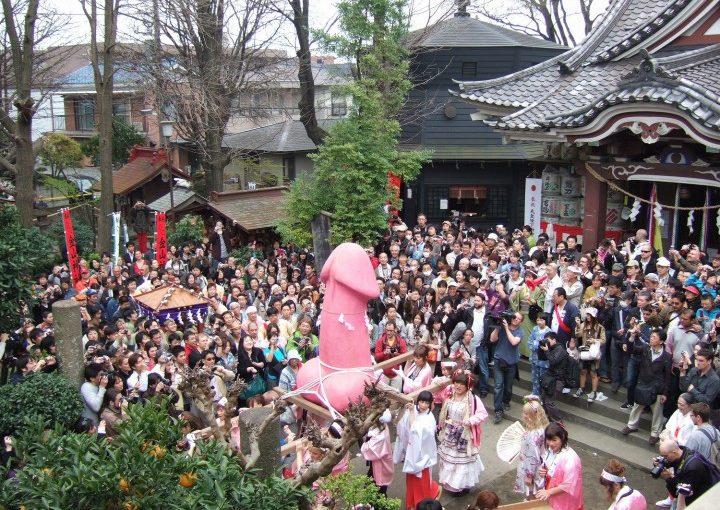 Parade the Penis: Kanamara Matsuri