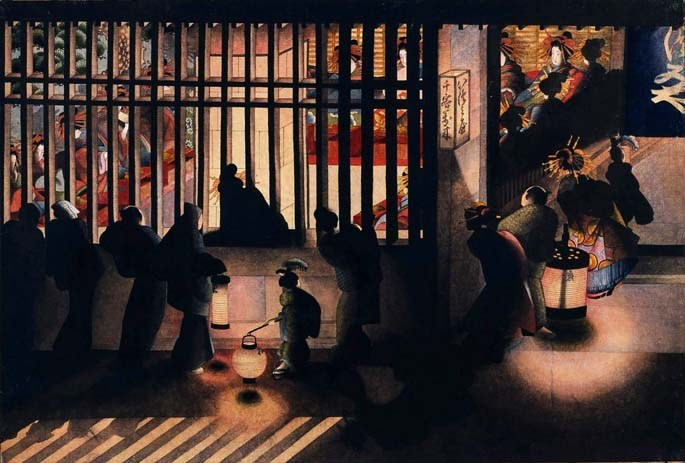 The Art of Sakoku(鎖国) – Keeping Cool and Aloof Behind Closed Doors in Japan (for future reference)