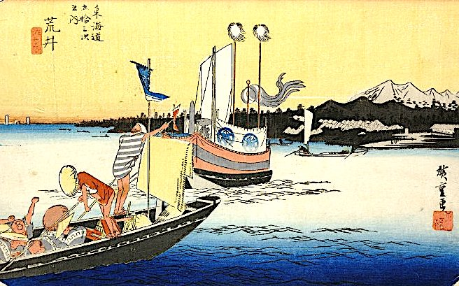 Take A Riverboat Cruise To Snarky Japan–You'll laugh, learn, possibly get seasick. It's the podcast you shouldn't miss…or the boat you shouldn't miss. Maybe both.