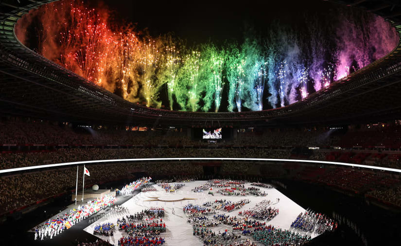 Live from the Tokyo 2020 Paralympic Closing Ceremony